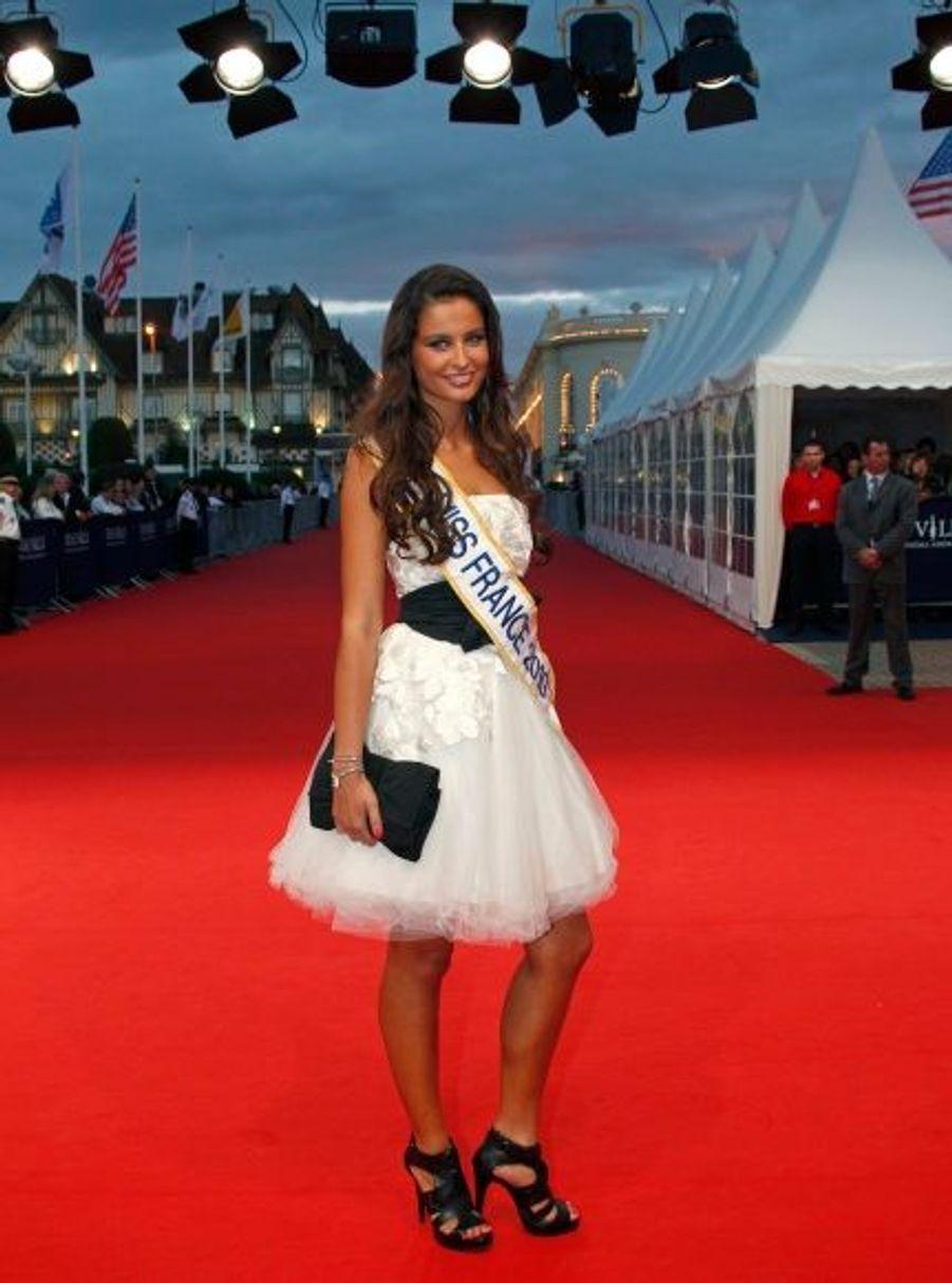 Malika Ménard (Miss France)