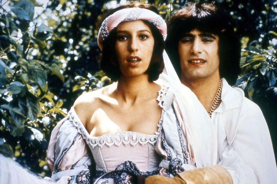 Anémone en 1977 dans «Vous n'aurez pas l'Alsace et la Lorraine» avec Gérard Lanvin