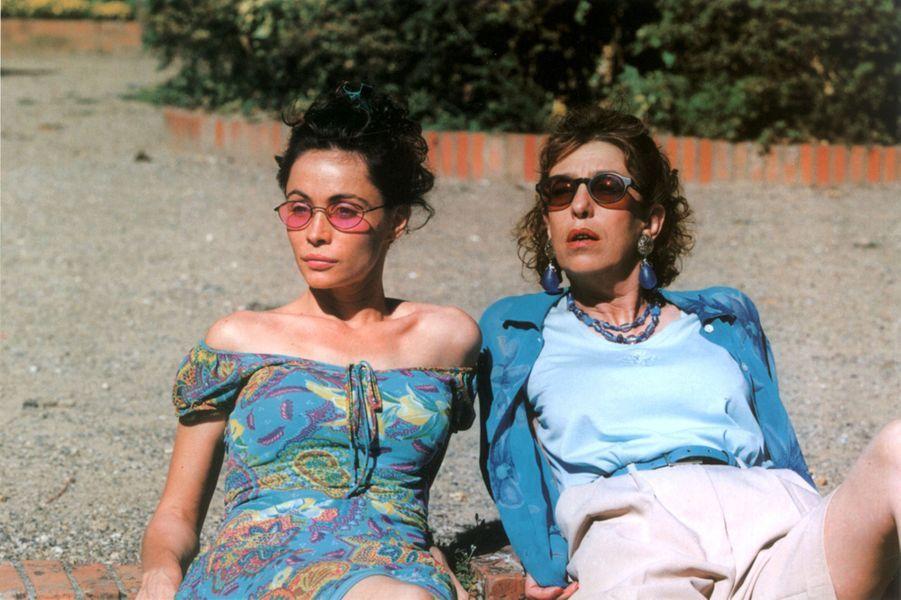 Anémone en 2001 dans «Voyance et Manigance» avec Emmanuelle Béart