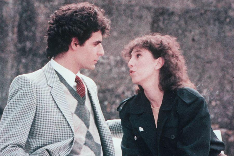 Anémone en 1981 dans «Ma femme s'appelle reviens»