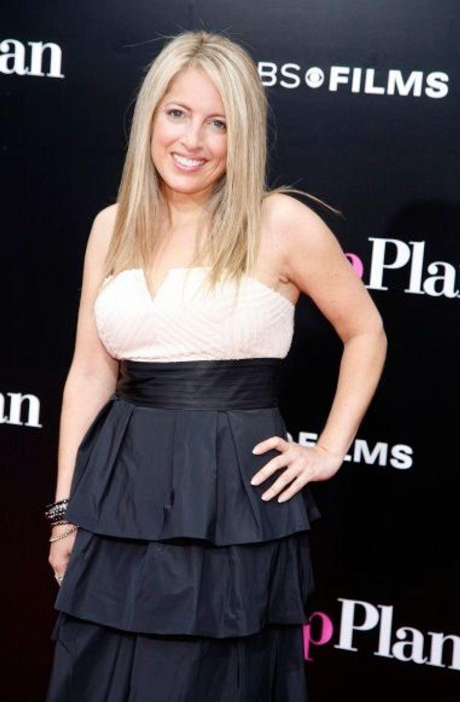 Amy Block, qui campe Sara dans The Back-up Plan.