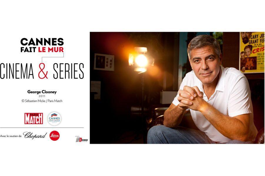 George ClooneyFilms: Ocean's Eleven, Avé CésarSérie: Urgences