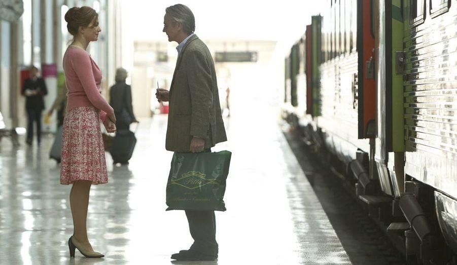 """""""Un train de nuit pour Lisbonne"""" de Billie August (hors compétition)"""