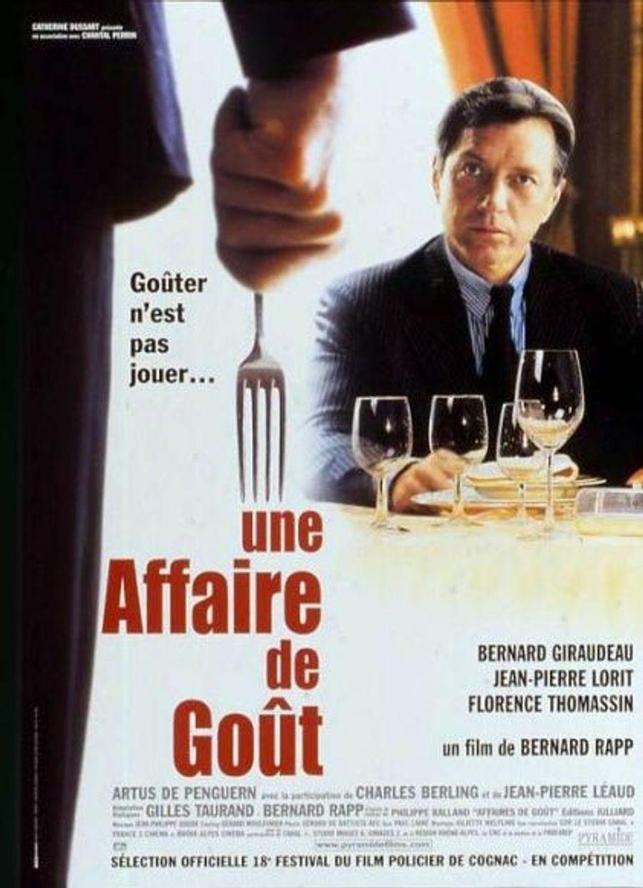 Une affaire de goût (Bernard Rapp-2000)