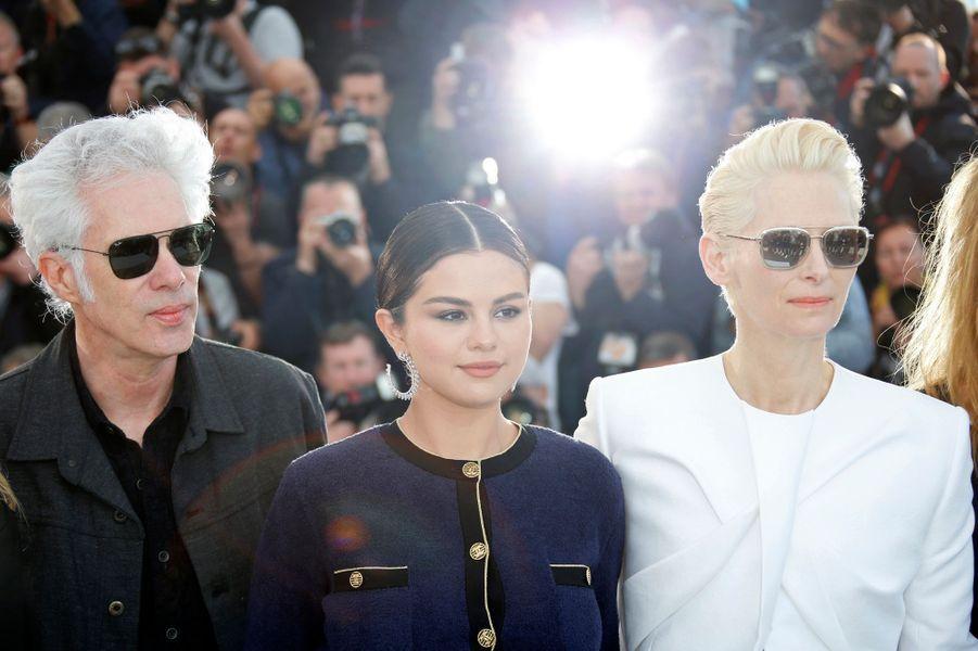 Jim Jarmusch, Selena Gomez et Tilda Swinton