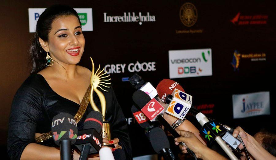 Vidya Balan (Actrice indienne)