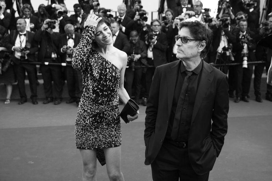 Charlotte Gainsbourg et Yvan Attal.