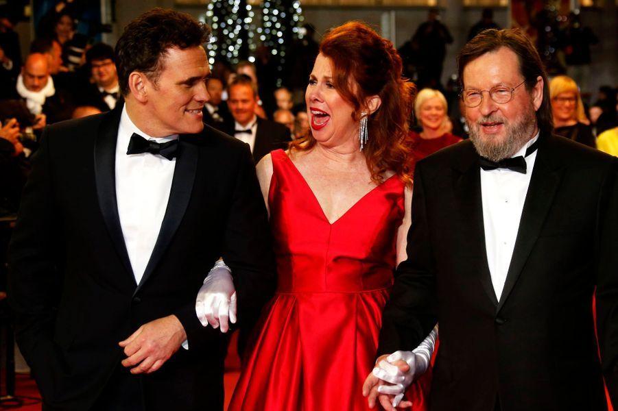 Matt Dillon, Siobhan Fallon Hogan et Lars von Trier