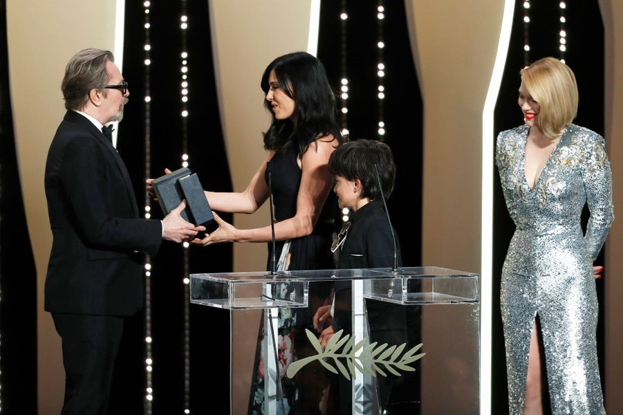"Nadine Labaki, prix du jury pour ""Capharnaüm"""