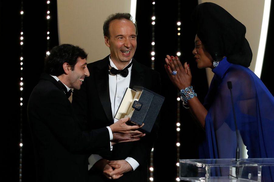 """Marcello Fonte, prix d'interprétation masculine pour """"Dogman"""""""