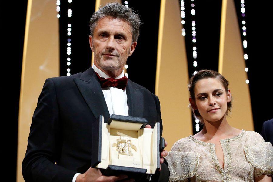 """Pawel Pawlikowski, prix de la mise en scène pour """"Cold War"""""""