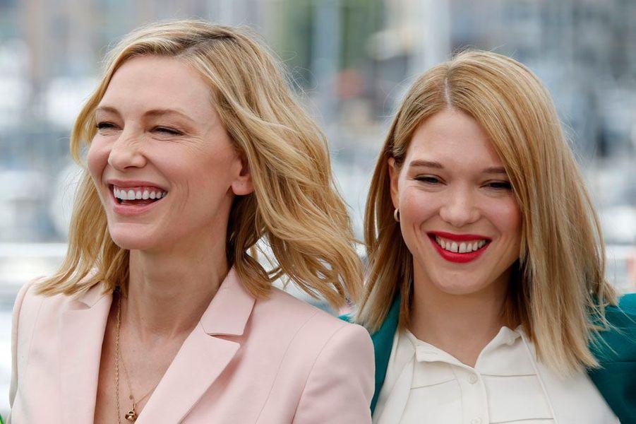 Cate Blanchett et Léa Seydoux