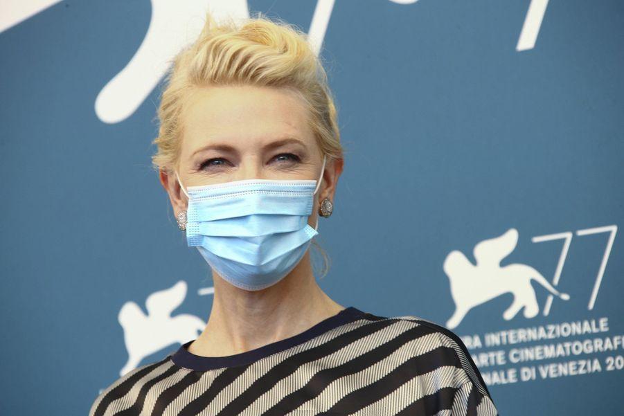 Cate Blanchett à Venise.