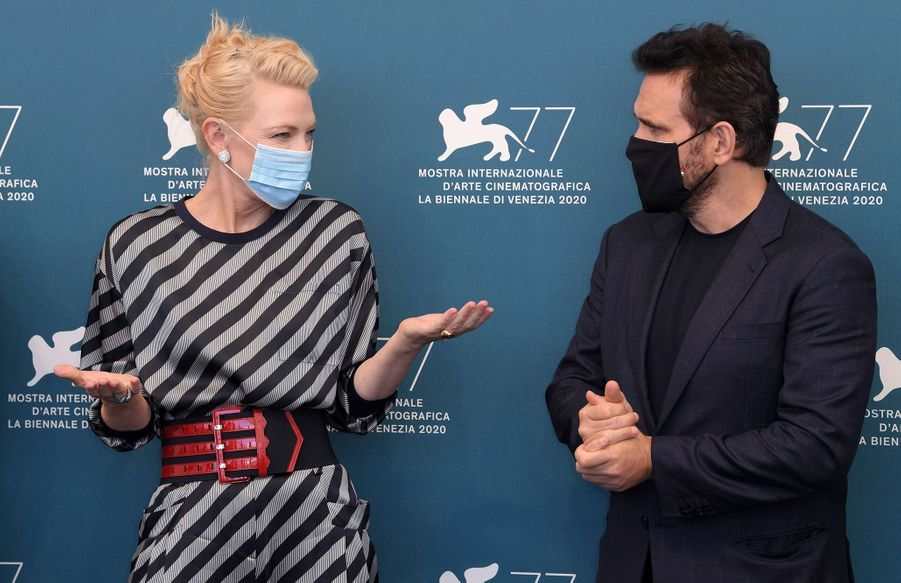 Cate Blanchett et Matt Dillon