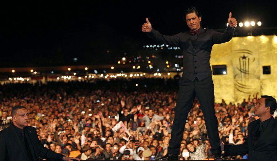 La légende du cinéma indien, Shahrukh Khan