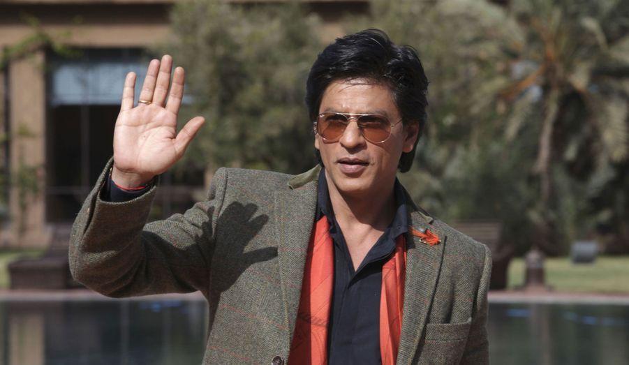Shah Rukh Khan fait le spectacle