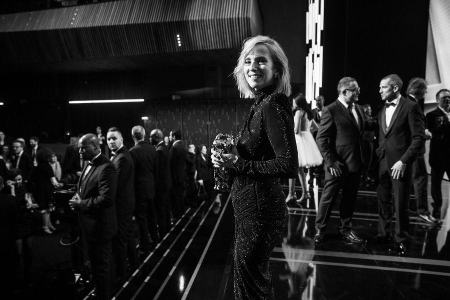 Léa Drucker, César de la meilleure actrice.