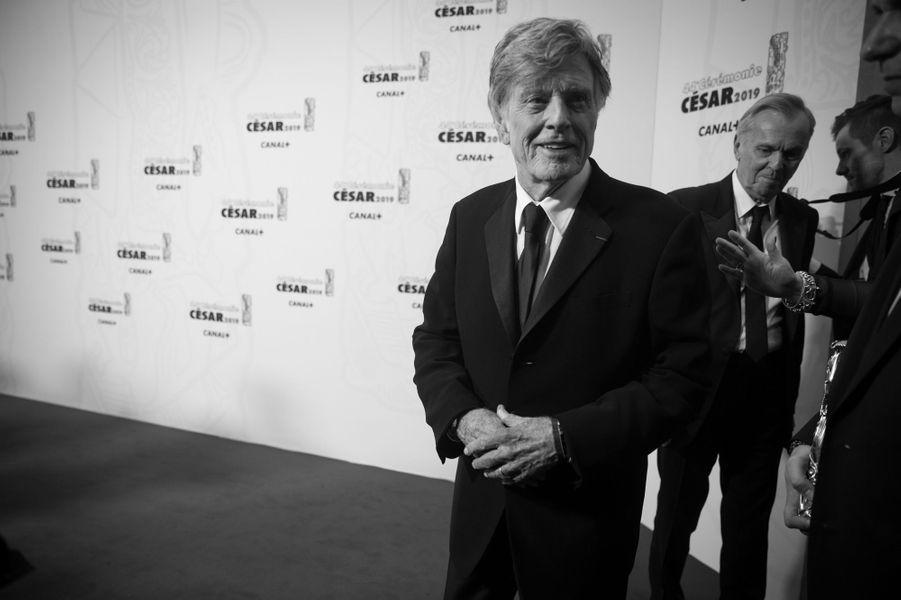 Robert Redford, César d'honneur