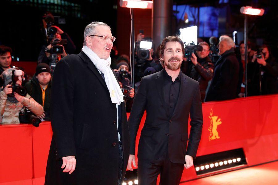 Christian Bale et Adam McKay