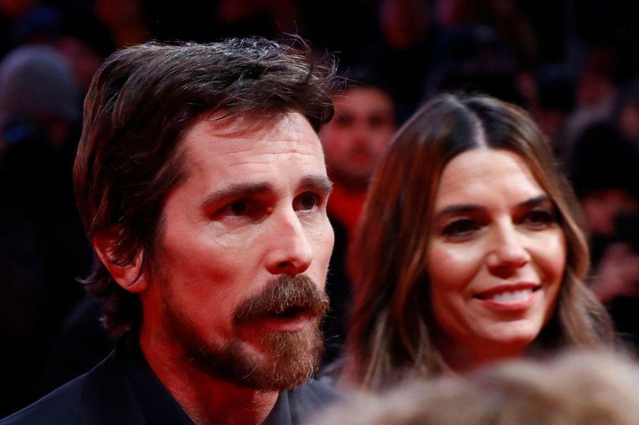 Christian Bale etSandra Blazic
