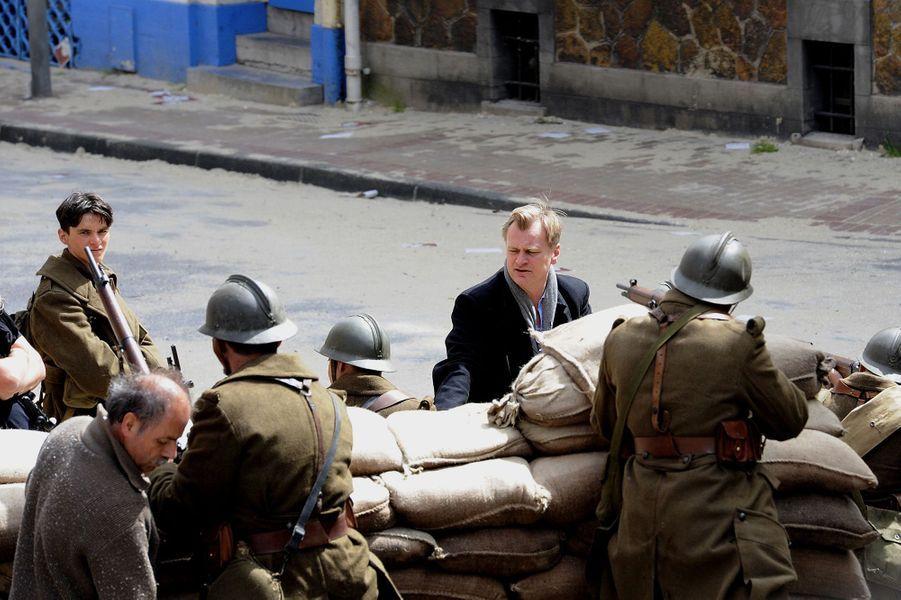 Christopher Nolan, au centre