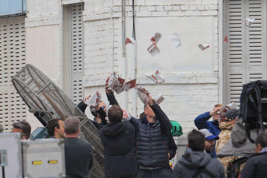 Christopher Nolan reconstitue la Guerre à Dunkerque