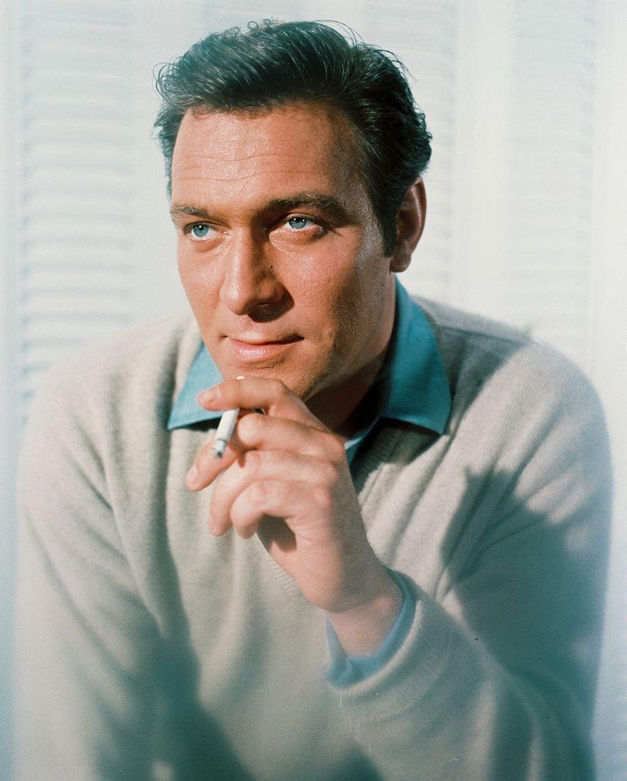 Christopher Plummer en 1955.