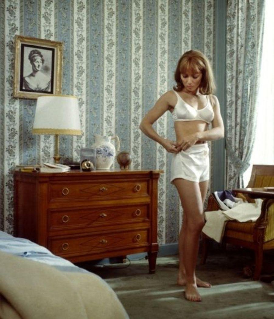 Stéphane Audran, sublime, dans ce drame de l'adultère que n'aurait pas renié Hitchcock.