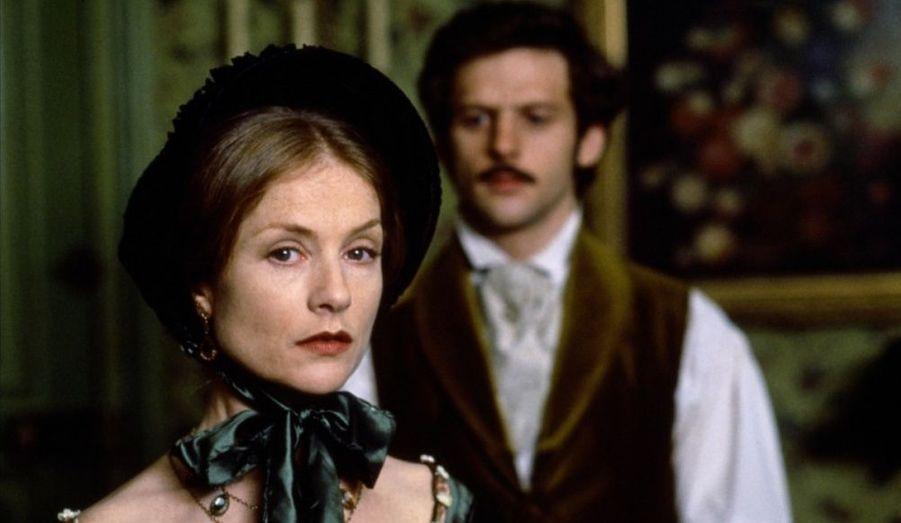 L'adaptation du roman de Gustave Flaubert, avec Isabelle Huppert dans le rôle-titre.
