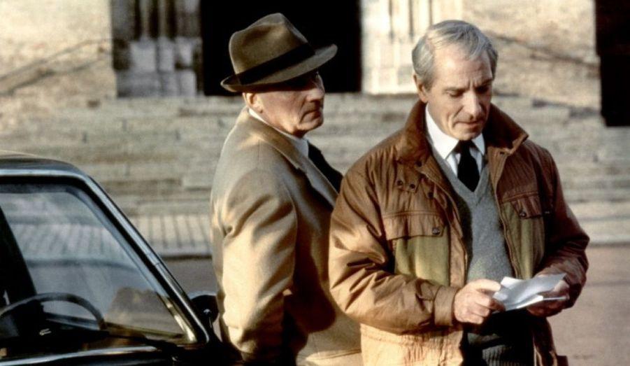 Les premières aventures de l'inspecteur Lavardin, aussi gourmet que notre réalisateur.