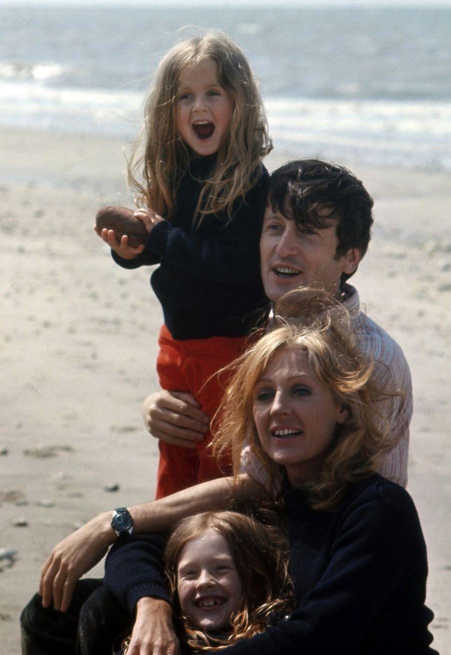 Claude Rich en famille au temps des jours heureux