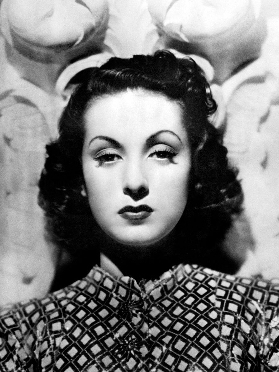 Danielle Darrieux dans les années 30.