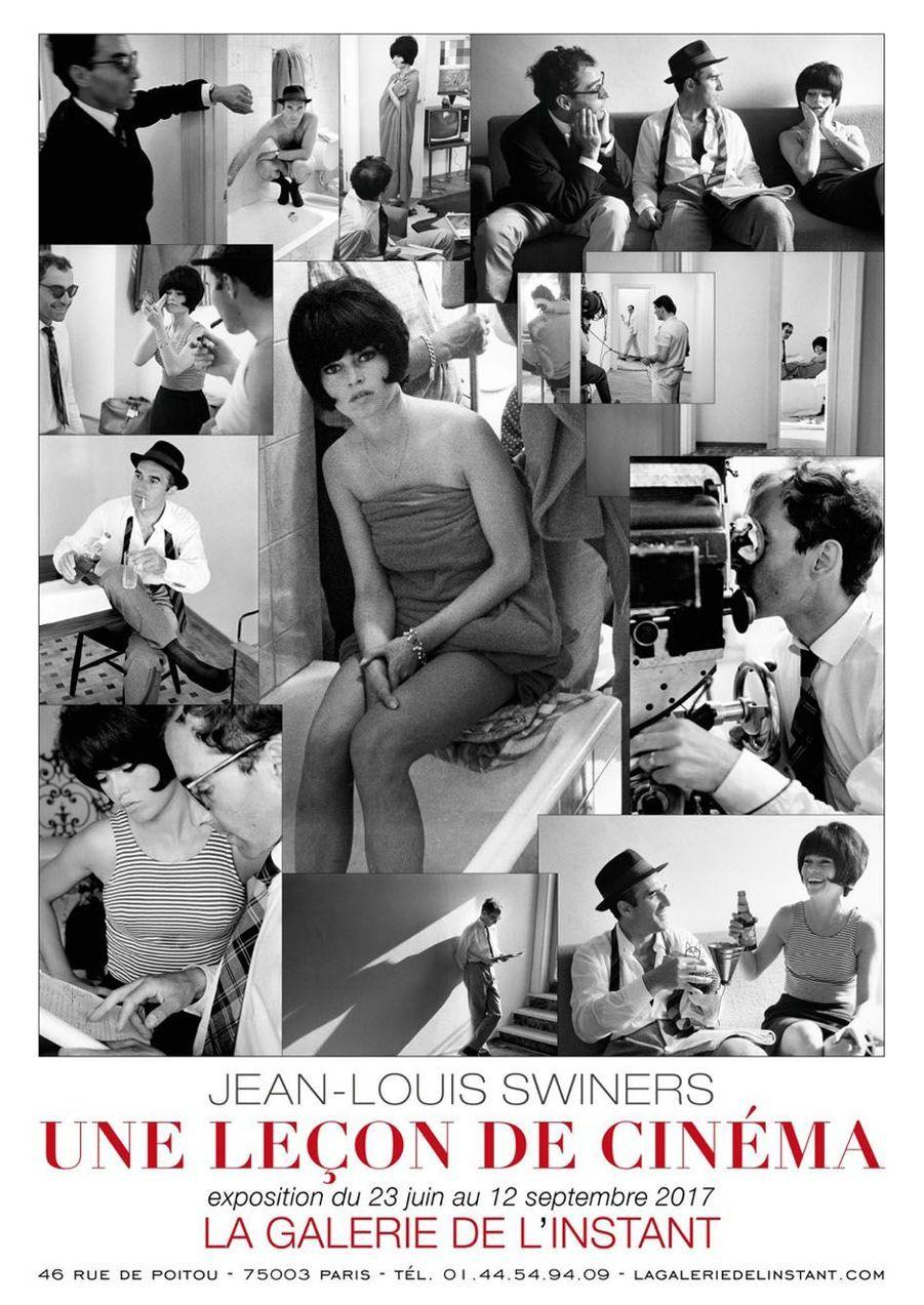 L'affiche d'«Une leçon de cinéma. Un certain Mépris», par Jean-Louis Swiners.
