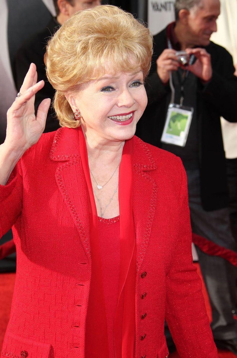 Debbie Reynolds en 2012
