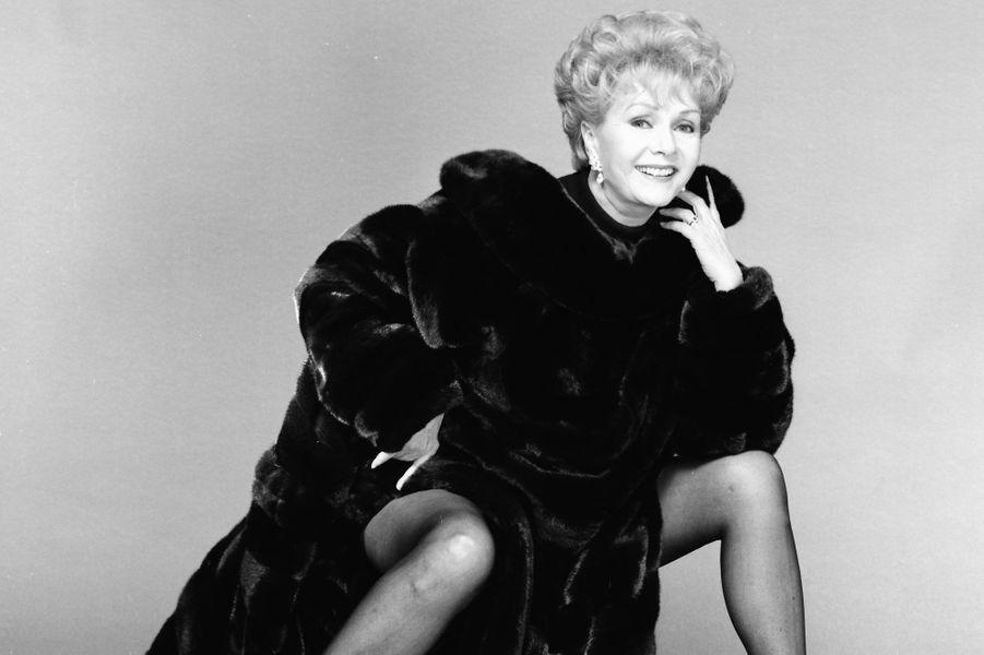 Debbie Reynolds en 1995
