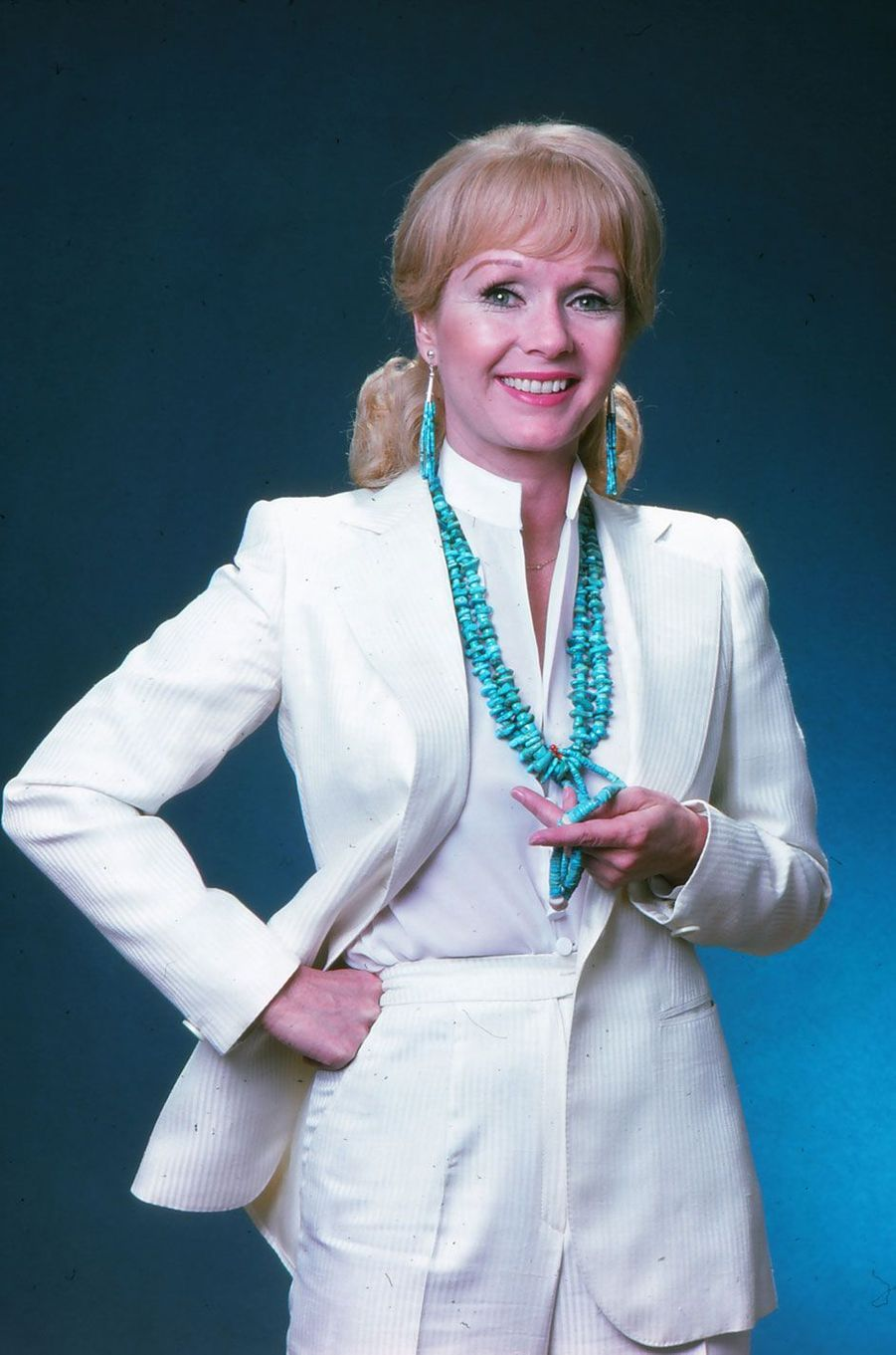Debbie Reynolds en 1976