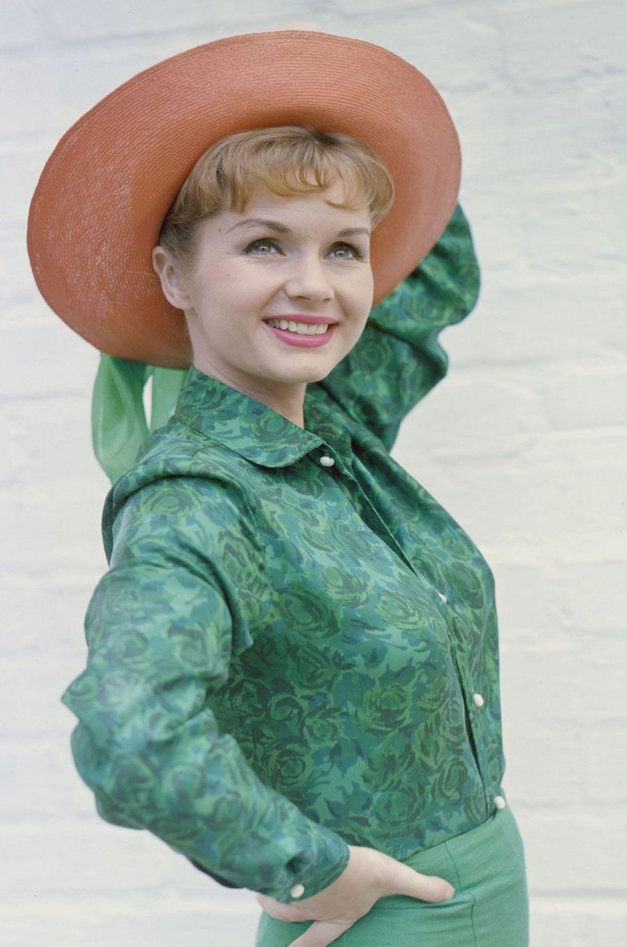 Debbie Reynolds en 1960