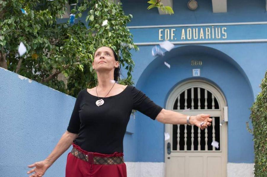 """""""Aquarius"""" de Filho Kleber Mendonça (compétition)"""