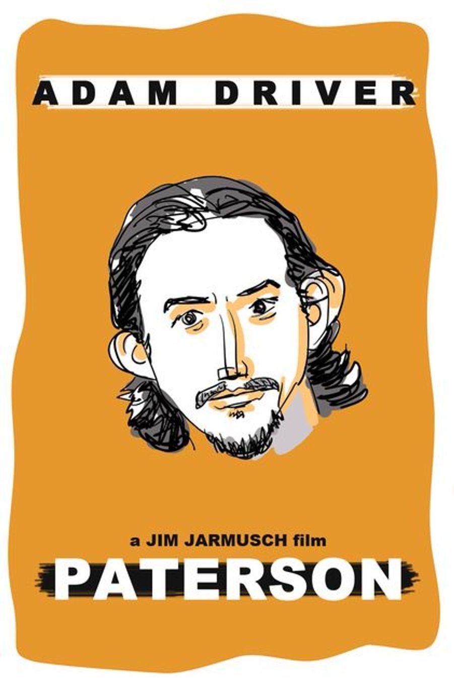 """""""Paterson"""" de Jim Jarmusch (compétition)"""