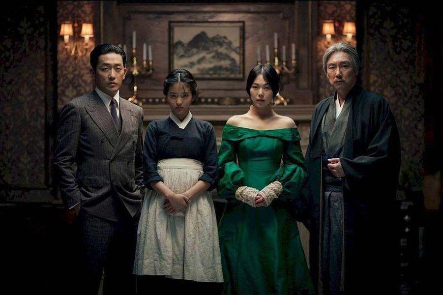 """""""The Handmaiden"""" de Park Chan-wook (compétition)"""