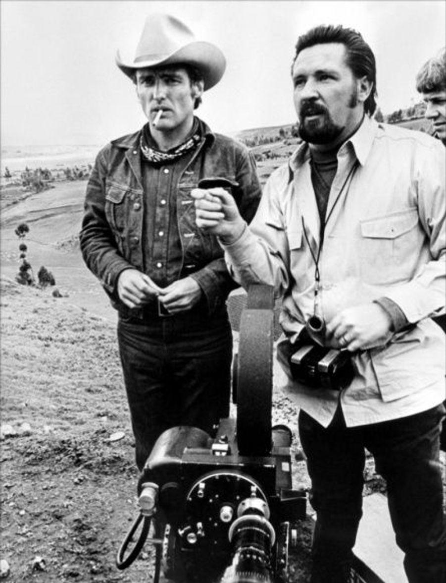 Autre film culte, The Last Movie, deuxième film de Dennis Hopper comme cinéaste, est un western crépusculaire.