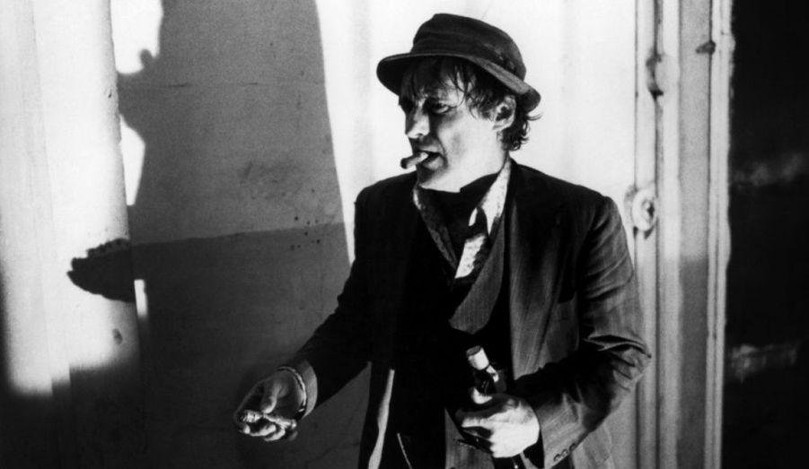 Il retrouve le cinéaste quatre années plus tard pour Rusty James.