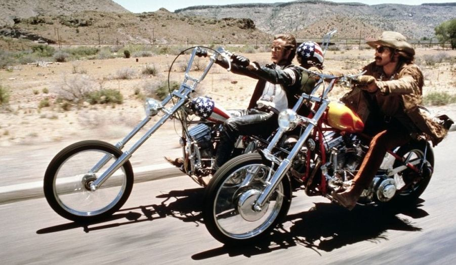 Easy Rider, toujours.