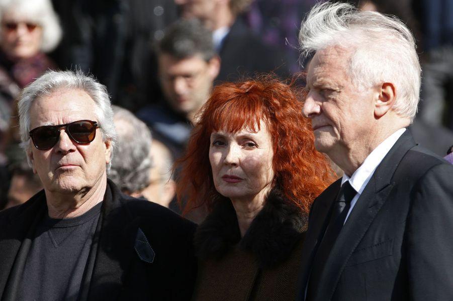 Pierre Arditi, Sabine Azéma et Andre Dussollier