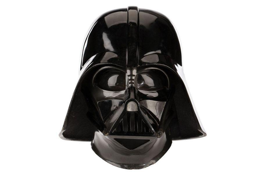 "Le casque de Dark Vador dans""L'Empire contre-attaque"""