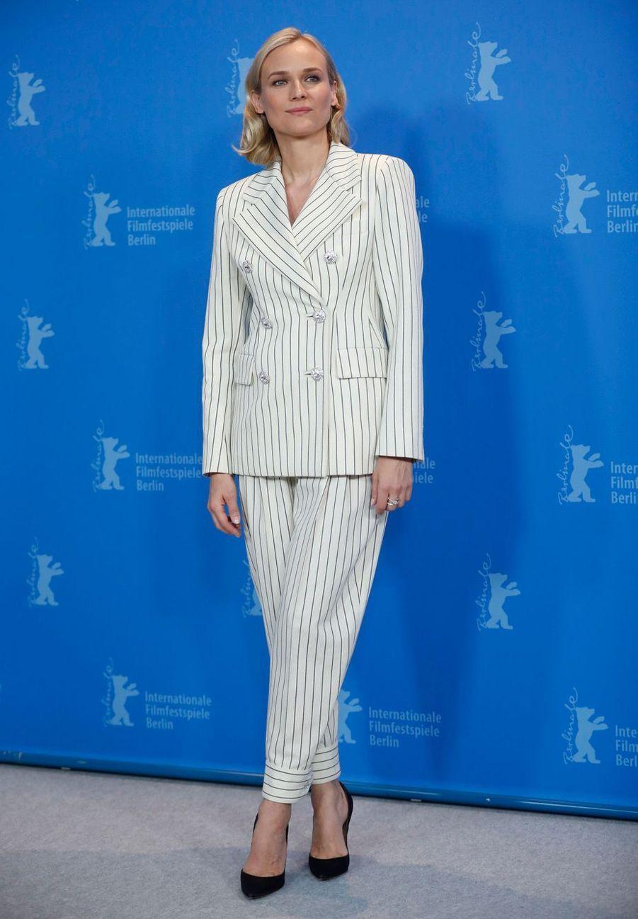 Diane Kruger lors du 69e Festival de Berlin.