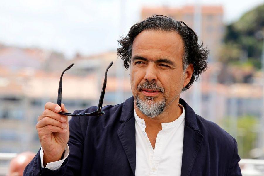 Le président du jury Alejandro Gonzalez Inarritu