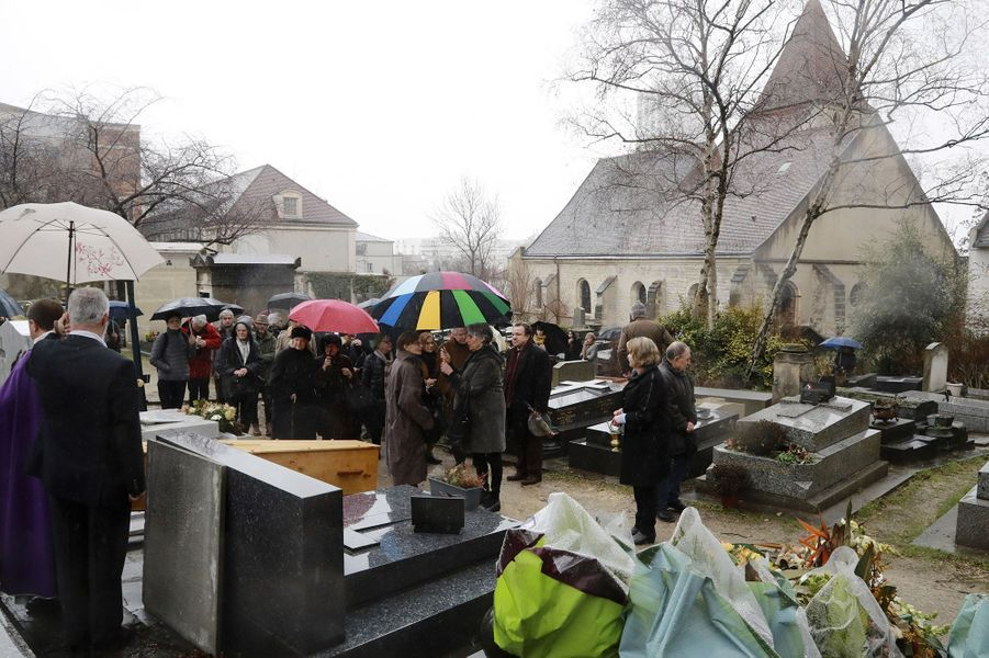 Emmanuelle Riva a été inhumée samedi à Paris