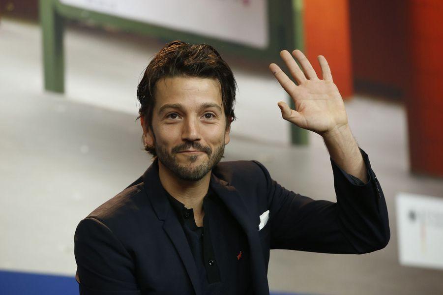 Diego Luna,membre du jury du Festival de Berlin