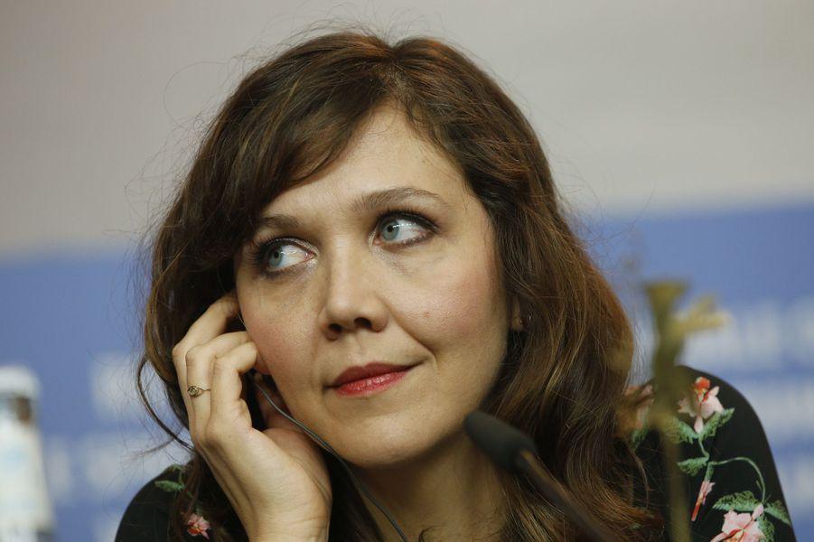 Maggie Gyllenhaal, membre du jury du Festival de Berlin